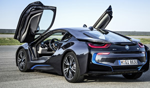 BMW i8 Launching in June